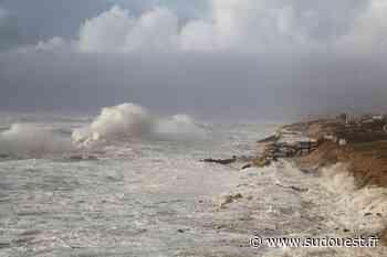 Lacanau : les protections du front de mer vont être surélevées d'un mètre - Sud Ouest