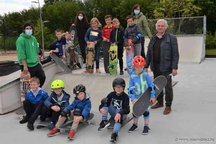 Gratis skateboardinitiatie kent succes