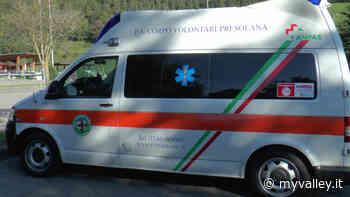 Clusone, scontro auto-moto ai tornanti della Selva - MyValley.it
