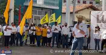 Planilla ciudadana y trabajadora, fórmula para ganar alcaldía de Zacapu: Luis Felipe León Balbanera - El Diario Visión