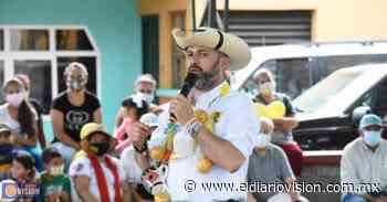 Zacapu necesita a alguien con experiencia y que les dé soluciones reales: Luis Felipe León Balbanera - El Diario Visión