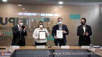 UMSNH participa en los trabajos para instalación de Espacio Emprendedor en Zacapu - El Diario Visión