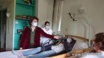 Saint-Seurin-sur-l'Isle : L'Ehpad Jacqueline-Auriol s'équipe de rails de transfert - Sud Ouest