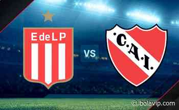 ALINEACIONES CONFIRMADAS   VER Estudiantes vs. Independiente EN VIVO y EN DIRECTO por la Copa de la Liga - Bolavip