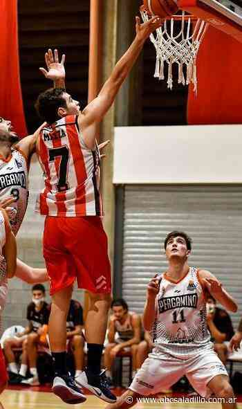 Estudiantes LP ganó por el Torneo Federal de Básquet - ABC Saladillo