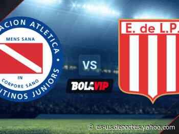 Qué canal transmite Argentinos vs. Estudiantes LP por la Copa de la Liga Profesional - Yahoo Deportes