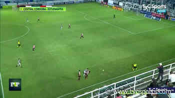 Central Córdoba (SdE) - Estudiantes (LP), el informe de Paso a Paso - Estudiantes de La Plata en TyC Sports