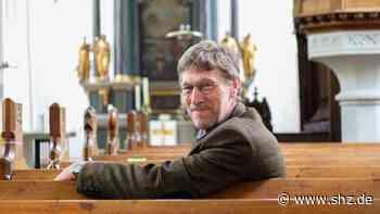 Bordesholm: Hammer statt Gesangbuch – Pastor Thomas Engel geht in Ruhestand | shz.de - shz.de