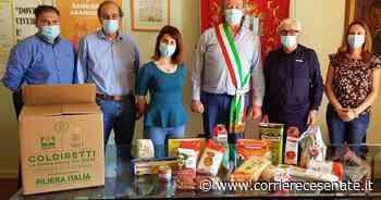 Longiano, prodotti alimentari e buoni spesa per la Caritas - Corriere Cesenate