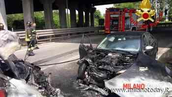 Incidente a Vignate, si schianta con l'auto contro un muro: grave - MilanoToday.it