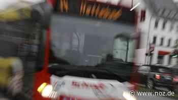 Autofahrer schlägt in Dissen auf Busfahrer ein - NOZ