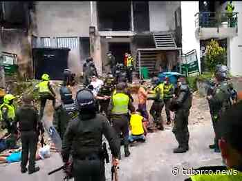Tensión en Mocoa; reclusos intentaron amotinarse en centro de reclusión - TuBarco