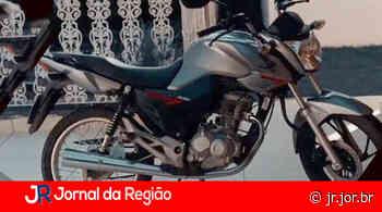 Moto é furtada em Campo Limpo Paulista | JORNAL DA REGIÃO - JORNAL DA REGIÃO - JUNDIAÍ