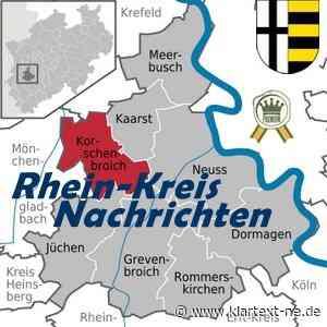 Korschenbroich - COVID-19: Aufschlüsselungen Daten 28.05.2021 - 7-Tages-Inzidenz-Wert - Klartext-NE.de