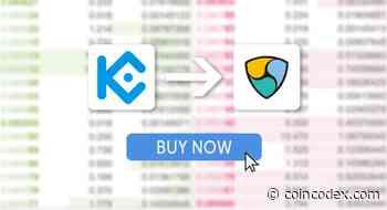 How to buy NEM (XEM) on KuCoin? | CoinCodex - CoinCodex