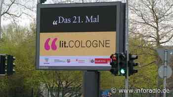 lit.COLOGNE: Internationales Literaturfest setzt aufs Digitale - Inforadio vom rbb