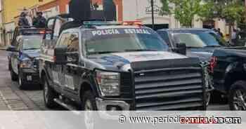 Reportan autoridades detenciones en Ojocaliente, Fresnillo y Morelos - Periódico Mirador