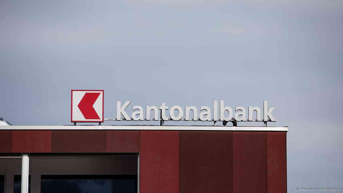 Kantonalbank - OKB-Jahresrechnung genehmigt - Luzerner Zeitung