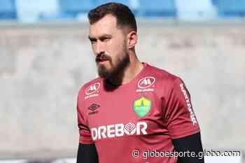 """Mais escalado na 1ª rodada do Cartola FC, Walter espera ajudar: """"Feliz pelos cartoleiros"""" - globoesporte.com"""