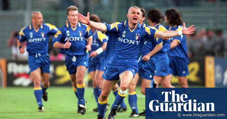 When Juventus won the Champions League 25 years ago