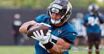 Tim Tebow entrena por primera vez con los Jaguares de Jacksonville - Multimedios
