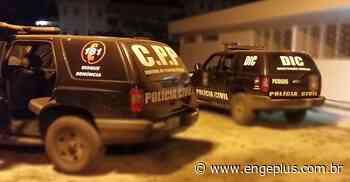 Polícia Civil prende autor de roubo em residência em Lages - Engeplus