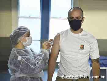 Em Lages todos os profissionais das forças de segurança e salvamento estão sendo imunizados - NSC Total