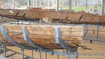 Manching: Vergleich mit der ersten Mondlandung - Die Römerboote und der Standort ihrer Präsentation führten in den 90er Jahren zum Streit zwischen Ingolstadt und Manching - donaukurier.de