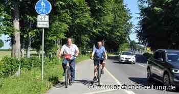 Aktion Stadtradeln 2021: Monschau und Simmerath radeln für ein gutes Klima - Aachener Zeitung