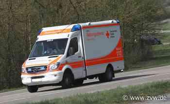 Fußgänger bei Unfall in Backnang schwer verletzt: Polizei sucht Zeugen - Blaulicht - Zeitungsverlag Waiblingen