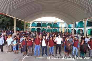 Morena enfrenta elecciones de Estado en Oaxaca: Horacio Sosa Villavicencio - Municipios Digitales