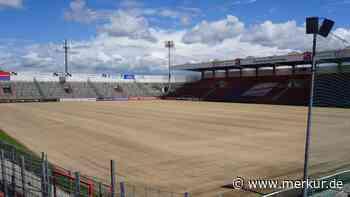 SpVgg Unterhaching: Rasen im Sportpark neu angesät - Merkur Online