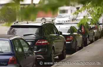 Parken in Leinfelden-Echterdingen - Ein Fremdparker ist man schnell - Stuttgarter Nachrichten