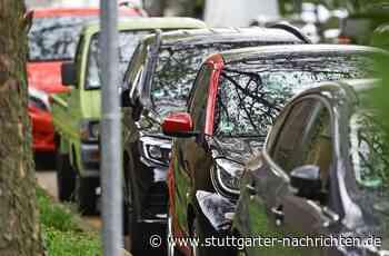 Verkehr in Leinfelden-Echterdingen - Es holpert noch bei der neuen Parkregelung - Stuttgarter Nachrichten