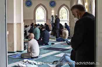 Muslime in Leinfelden-Echterdingen - Beten auf eineinhalb Metern Abstand - Stuttgarter Nachrichten