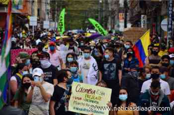 Paro Nacional: Un mes de jornadas cívicas en Fusagasugá, Cundinamarca - Noticias Día a Día