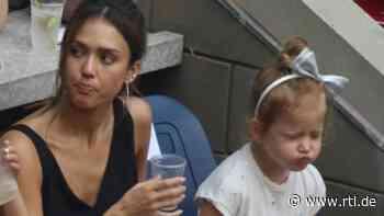 Jessica Alba weint bittere Tränen - weil ihre Tochter Haven beim Sex reinplatzte - RTL Online