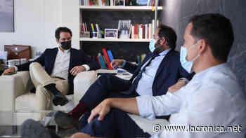 Génova logra un presidente provincial de consenso en el PP… de Toledo - La Crónica (Guadalajara)
