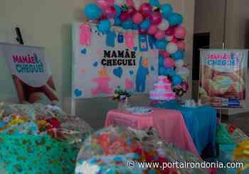 """Grávidas de Jaru e Ouro Preto do Oeste são contempladas com kits enxoval do programa estadual """"Mamãe Cheguei"""" - Portal Rondonia"""