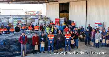 """Cobalt Blue""""s Shareholder Day and Broken Hill Pilot Plant opening attract strong interest - Proactive Investors USA & Canada"""