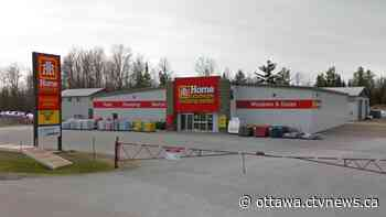 Health unit orders Cobden Home Hardware to close for in-person shopping after violating COVID-19 rules - CTV News Ottawa
