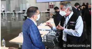La Libertad: Francisco Sagasti llegará para inaugurar Hospital César Vallejo - Diario Correo