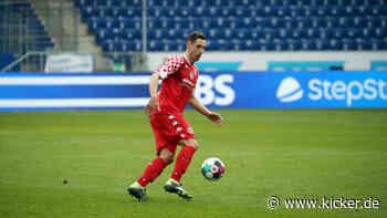 Leihe mit Eintracht verlängert: Kohr bleibt in Mainz