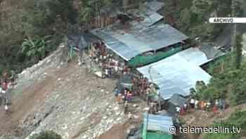 Sigue la búsqueda de posibles víctimas atrapadas en mina de Buriticá - Telemedellín
