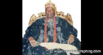Gbajabiamila felicitates with Soun of Ogbomoso at 95 - New Telegraph Newspaper