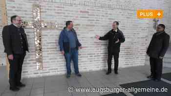Er hält drei Pfarrern den Rücken frei - Augsburger Allgemeine
