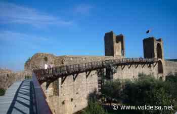 Imperdibile la vista dalle mura di Monteriggioni | Valdelsa.net - Valdelsa.net