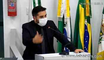 Depois de sessão conturbada, vereadores de Arapoti pregam paz e união em prol da população - Folha Extra