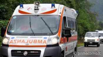Incidente ad Albavilla: tre feriti SIRENE DI NOTTE - Prima Como