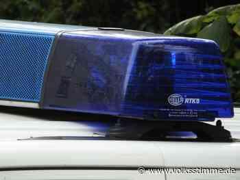 Polizeikontrolle Mit 3,02 Promille in Gardelegen unterwegs - Volksstimme